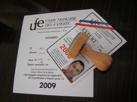 UNION FRANCAISE DES EXPERTS
